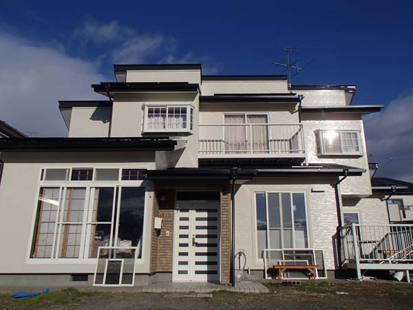 東松島市 外壁塗装 屋根塗装