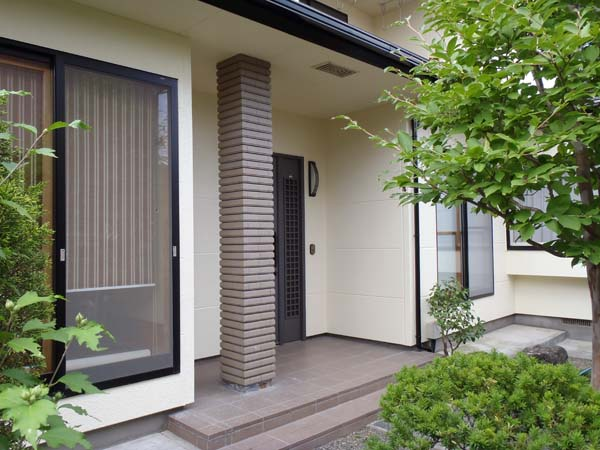 宮城県仙台市 外壁塗装 ALC