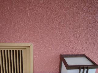 外壁塗装 窯業系サイディングボード クラック処理後