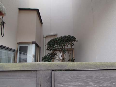 外壁塗装 ナノコンポジットW 5年後