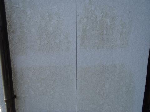 外壁塗装 水洗いの差