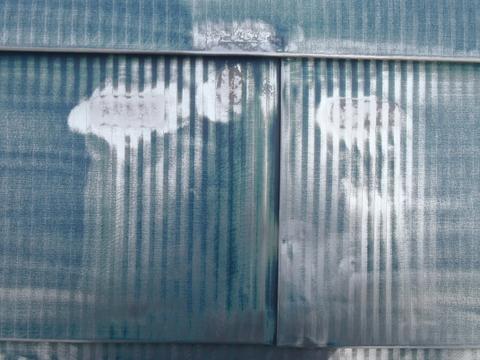 宮城県石巻市 トタン屋根塗装 ケレン 錆除去