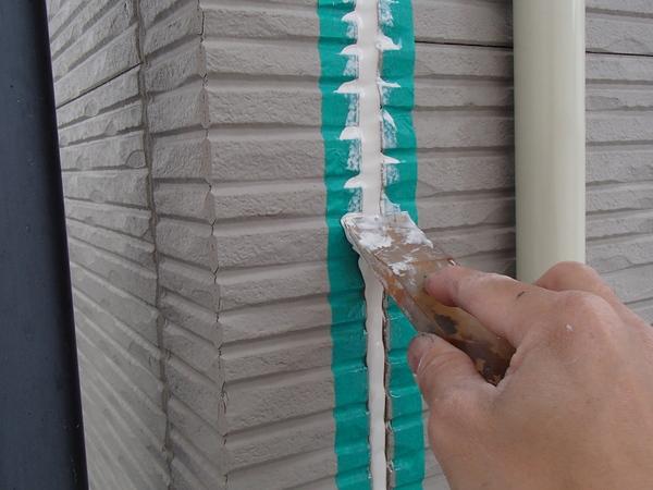 外壁塗装 シーリング/コーキング充填