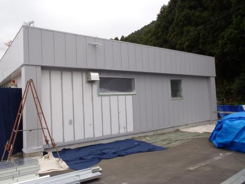 外壁塗装 金属サイディング 錆び止め塗装
