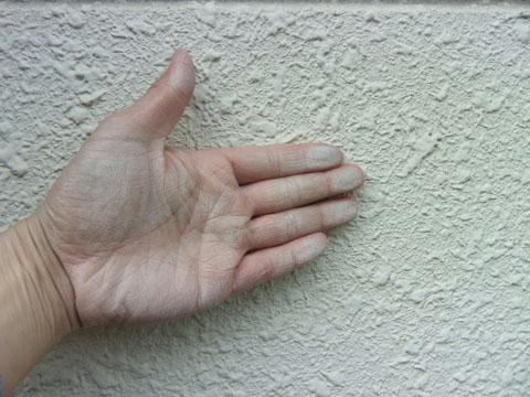 外壁塗装 チョーキング 宮城県仙台市