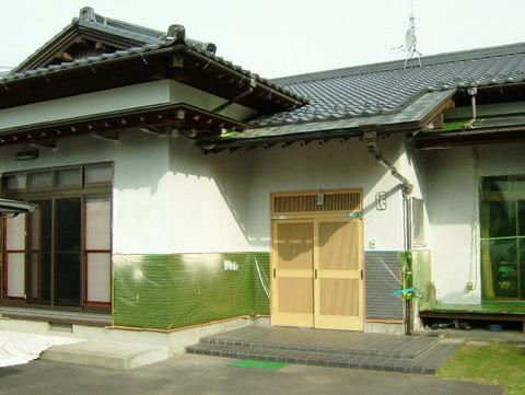 微弾性フィラー 外壁塗装