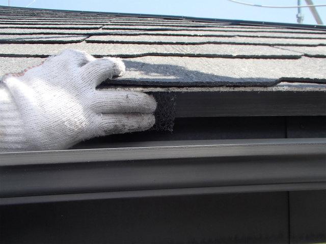 屋根塗装 唐草 ケレン 目荒らし