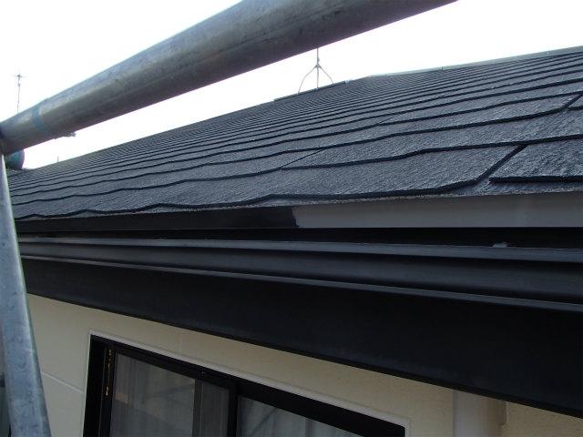 屋根塗装 カラーベスト コロニアル 唐草