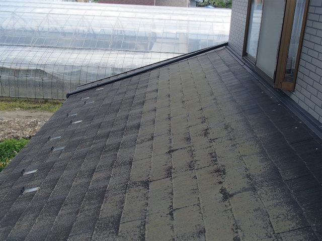 カラーベスト 屋根塗装 施工前