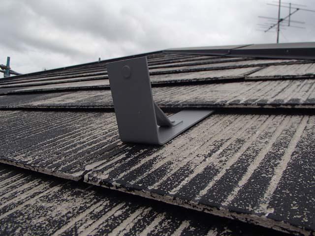 屋根塗装 雪止め 鉄製 ラストフリーザー