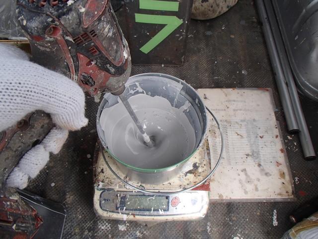 トタン屋根 錆び止め 調合
