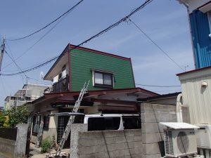 宮城県石巻市 外壁塗装 屋根塗装