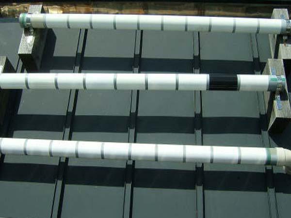 2007年 低汚染型塗料実験