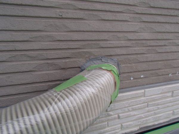 シリコーンシーラント 外壁塗装 エアコンカバー