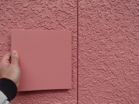 外壁塗装 約2年後