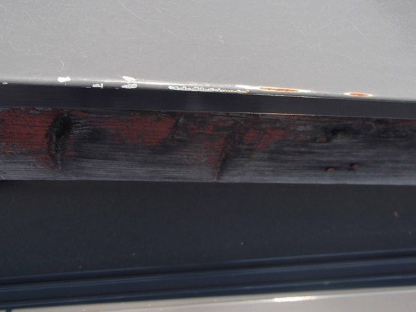 トタン屋根塗装 錆 3年後