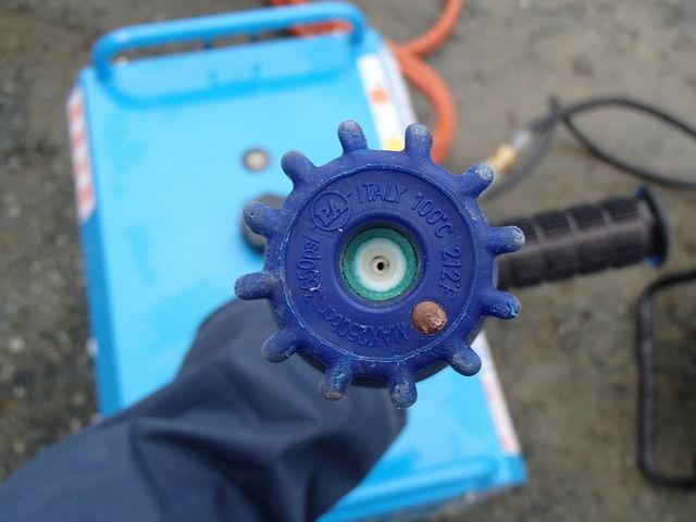 トタン屋根塗装 高圧洗浄 トルネード