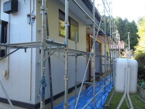 外壁塗装 宮城県石巻市 施工前