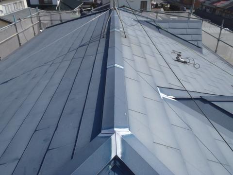 宮城県石巻市 トタン屋根塗装 施工前