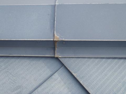 トタン屋根塗装 釘
