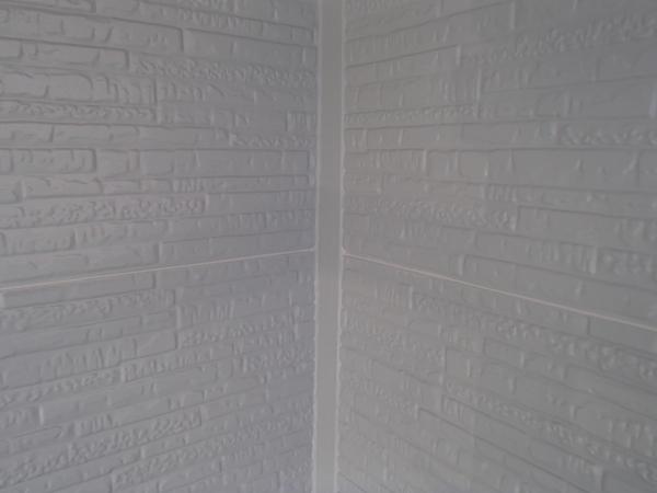 外壁塗装 金属サイディング あいじゃくり シーリング