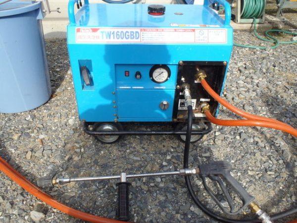 高圧洗浄機 防音型