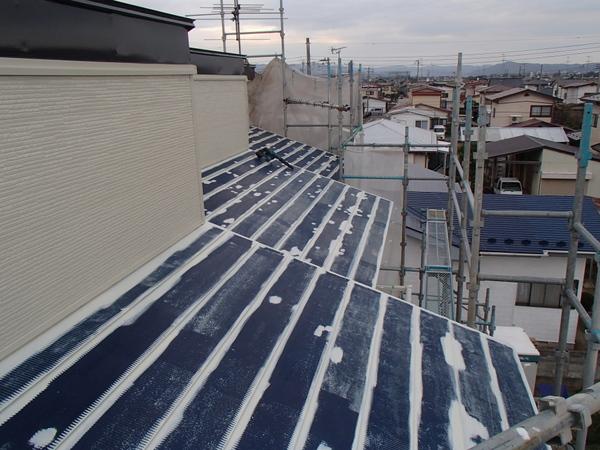 トタン屋根塗装 錆び止め ダメ込