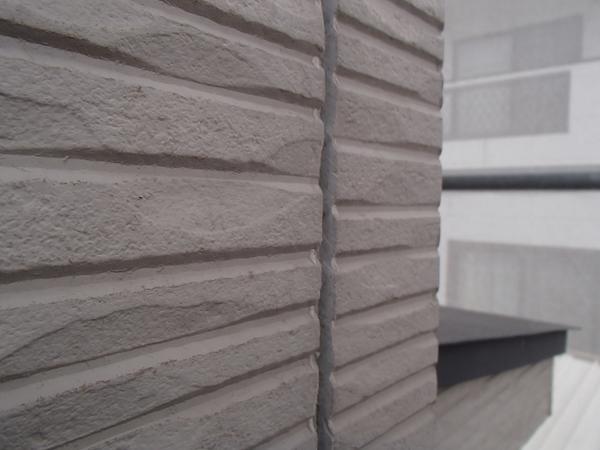 外壁塗装 縦目地 撤去 断面