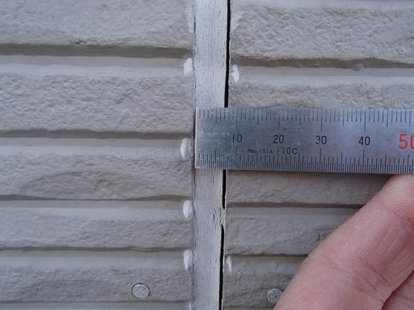 外壁塗装 シーリング コーキング 裂け 切れ