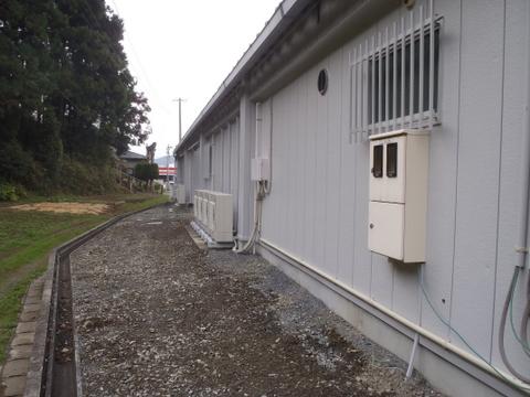 外壁塗装 金属サイディング 施工後