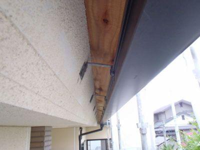 外壁塗装 鼻隠し 施工前