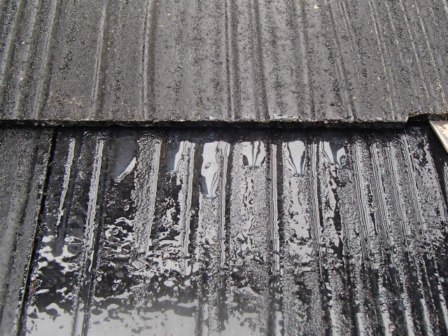 屋根塗装 コロニアル 下塗り塗料