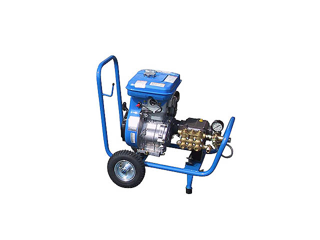 高圧洗浄機 開放型
